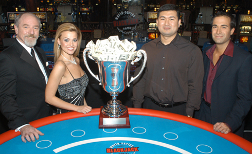 2004 World Series of Blackjack Champion - Mike Aponte