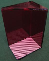 Blackjack - Burn Card in Discard Tray